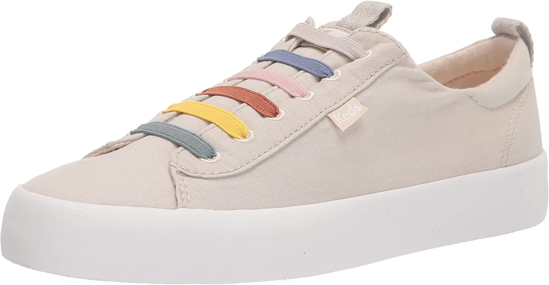 Keds Women's Kickback Organic Cotton Sneaker