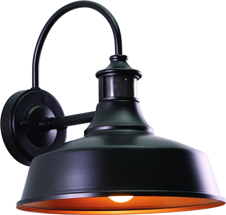 VAXCEL Motion Sensor Porch Light Super intense SALE -Dorado Dawn Dusk Many popular brands to Bronze Far
