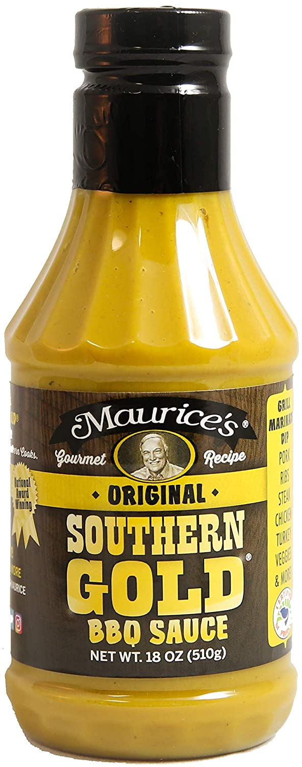 Maurice's Southern Popular product Gold Super special price BBQ Original 18oz Sauce