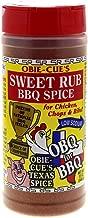 Obie-Cue's Sweet Rub BBQ Spice for Chicken, Chops & Ribs (12 oz)