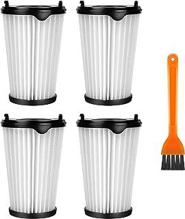 filtro de sustituci/ón regular f/ácil limpieza y sustituci/ón filtro Hepa 4 filtros para aspiradora AEG CX7-2 Ergorapido para todos los modelos filtro de repuesto