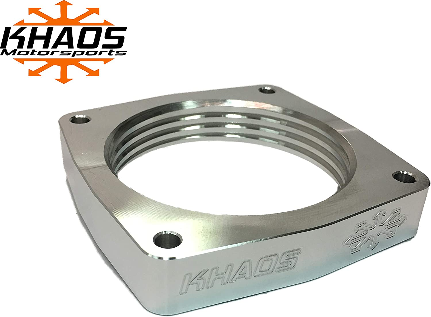 Khaos Colorado Springs Mall Motorsports 84mm Helix Throttle San Diego Mall Body Spacer Wit Compatible
