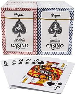Regal Games Playing Cards, Standard Size Card, Set of 12 Decks