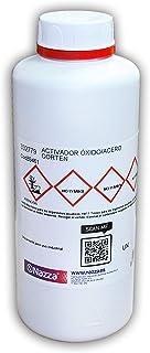 Activador de Óxido para Superficies Metálicas - Efecto