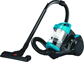 Bissell 1500W Zing Compact Canister Vacuum Cleaner, 2155E, Blue, 1 Year Brand Warranty