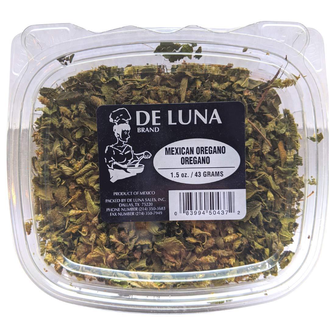 Cash special price De Luna High quality new Oregano Mexican