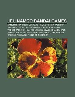 Jeu Namco Bandai Games: Naruto Shippūden: Ultimate Ninja Storm 2, Tales of Vesperia, Tales of Symphonia: Dawn of the New W...