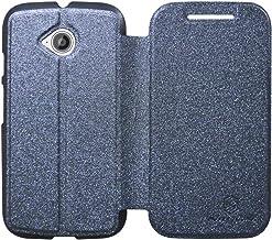 Coverage Flip Cover for Moto E (2nd gen) - XT1506 - Black