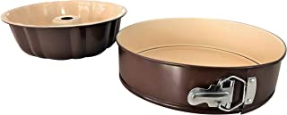 Bundt and Springform Cake Pan Set - 10