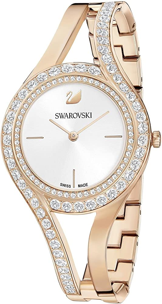 swarovski eternal orologio da donna acciaio rosato 5377576