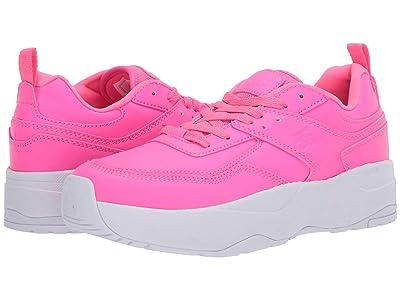 DC E.Tribeka Platform (Hot Pink) Women
