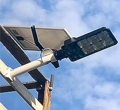 Luminaria Solar Pública, fotovoltaica iluminação de grandes áreas