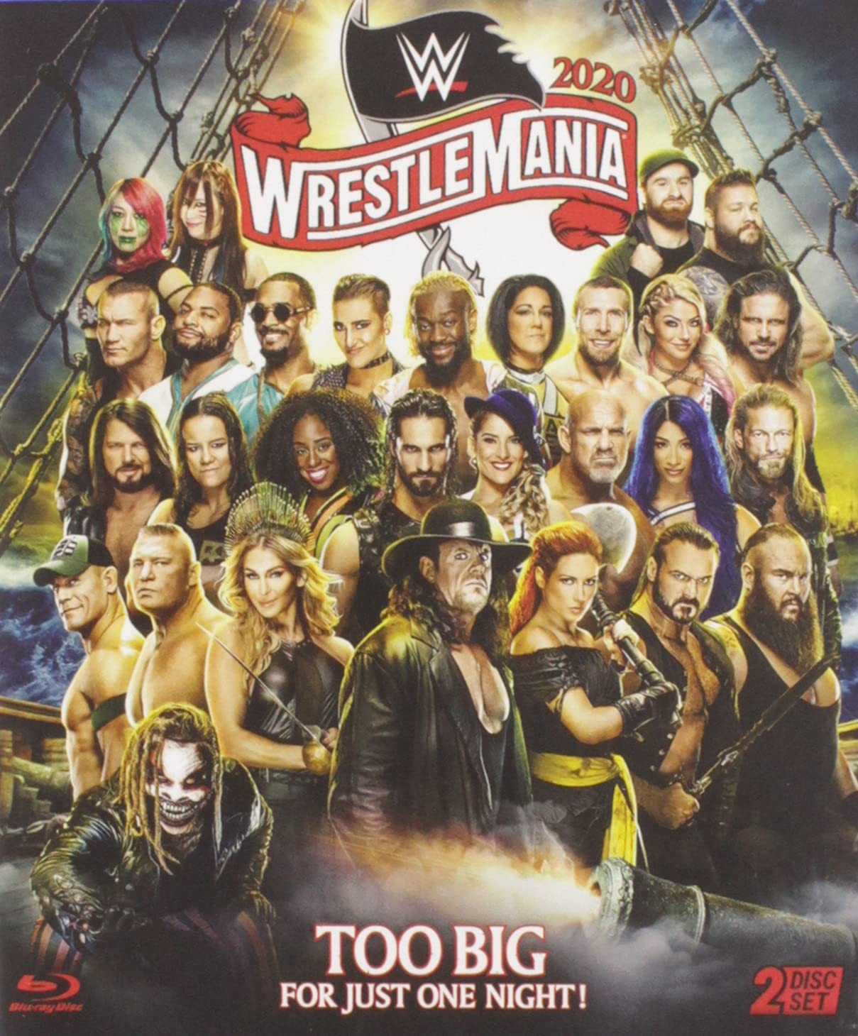 National products WWE: WrestleMania Max 45% OFF BD 36