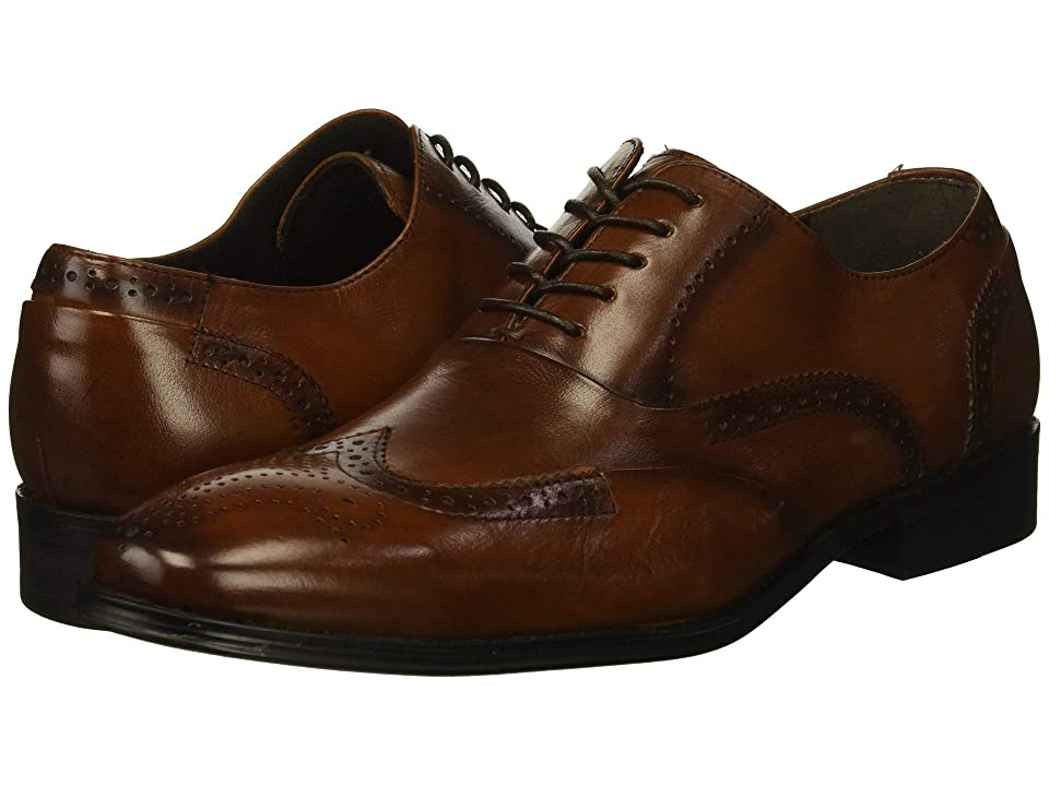 Kenneth Cole New York Brant Lace-Up (Cognac) Men