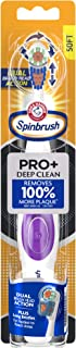 Arm & Hammer Spinbrush PRO+ Deep Clean Powered Toothbrush, 1 Count