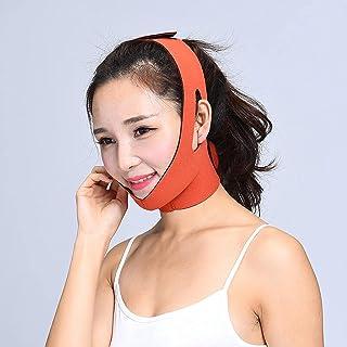 wsbdking Face-lift 1pc elastische bandage tape gezichts slim v vorm masker gezicht afslanken sport tape bandage masker til...