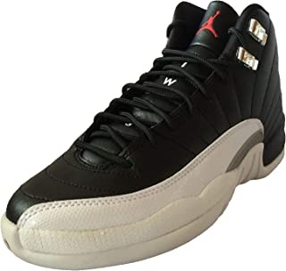 Air Jordan 12 Retro Playoffs (Black/Varsity Red-White)