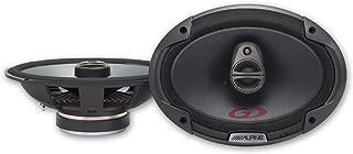 Alpine SPG-69C3 Coaxial 3-Way 350W Speaker System - Set of 2