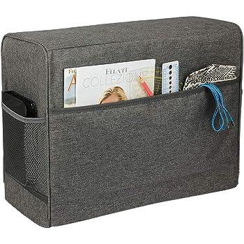 TopHGC - Funda protectora para máquina de coser, fácil de guardar, lavable, impermeable, resistente al polvo, resistente a los bolsillos protectores: Amazon.es: Hogar