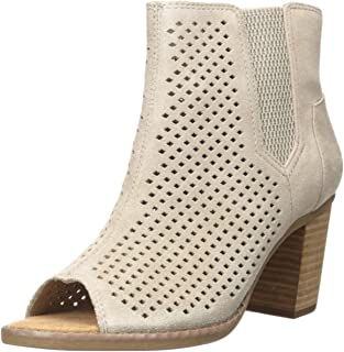 TOMS Women's Majorca Peep Toe Fashion Boot