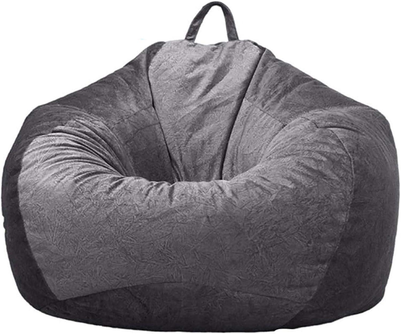 RSDDJGQ Bean Bag Chair Washable Max 72% OFF no Filling Elegant Cov