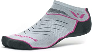Swiftwick- VIBE ZERO | No Show Socks for Trail Running, Walking, All Day Comfort