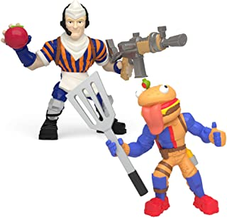 Fortnite Battle Royale Collection - Beef Boss & Grill Sergeant – 2 Pack of Action Figures