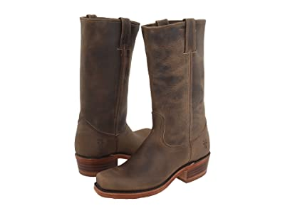 Frye Cavalry W (Tan Leather) Cowboy Boots