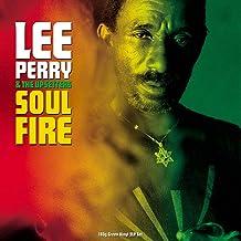 Soul On Fire 180G Green Vinyl