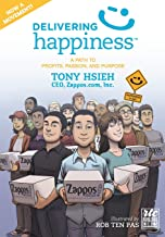 Best delivering happiness comic book Reviews