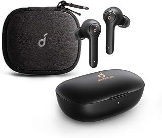 Anker Soundcore Life P2(完全ワイヤレスイヤホン Bluetooth 5.0)トラベルケース付属【IPX7防水規格 / 最大40時間音楽再生 / cVc8.0ノイズキャンセリング / グラフェン採用ドライバー / Qual...