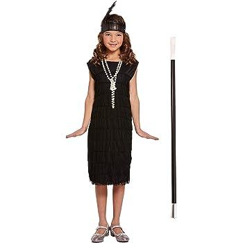 Angies Fashion® - Disfraz de Charleston para niños y niñas ...