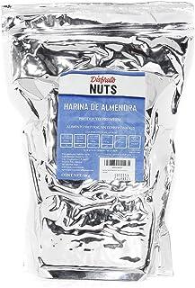 Harina De Almendra Blanqueada 1 Kg Calidad Premium Sin Gluten