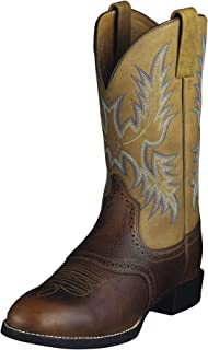 Men's Heritage Stockman Western Boot