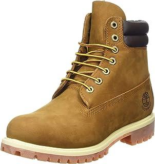 حذاء جزمة 6 انش برقبة مزدوجة من تيمبرلاند للرجال