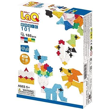 ラキュー (LaQ) ベーシック(Basic) 101/平面キット