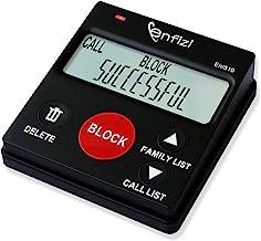 $52 » Enf510 Call Blocker for Landline Phones/Answering Machine/Home Cordless Phones,Spam Calls Blocker, Family Function, Caller...