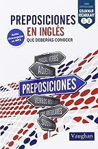 Preposiciones en inglés: que deberías conocer
