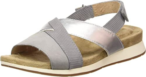 Hush Puppies Paddy N9101, Sandales Bout Ouvert Femme