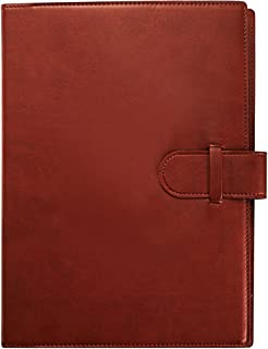 Dovana Large Journal Note Book Memo Pad-Brown