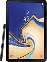 Samsung Galaxy Tab S4 10.5 Inch 64GB with S Pen Black (Wi-Fi, 4GB RAM, 2.1GHz, Micro SD Card Slot) SM-T830NZKAXAR
