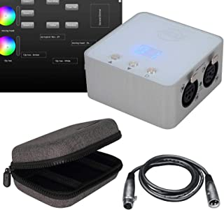 American DJ MyDmx 3.0 DMX Lighting Software and USB-DMX Interface Package