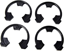 7337563, WS60X10004, 1205500, 7116713, 1205500, 7116713, Compatible with Kenmore, GE Water Softener Replacement Clip