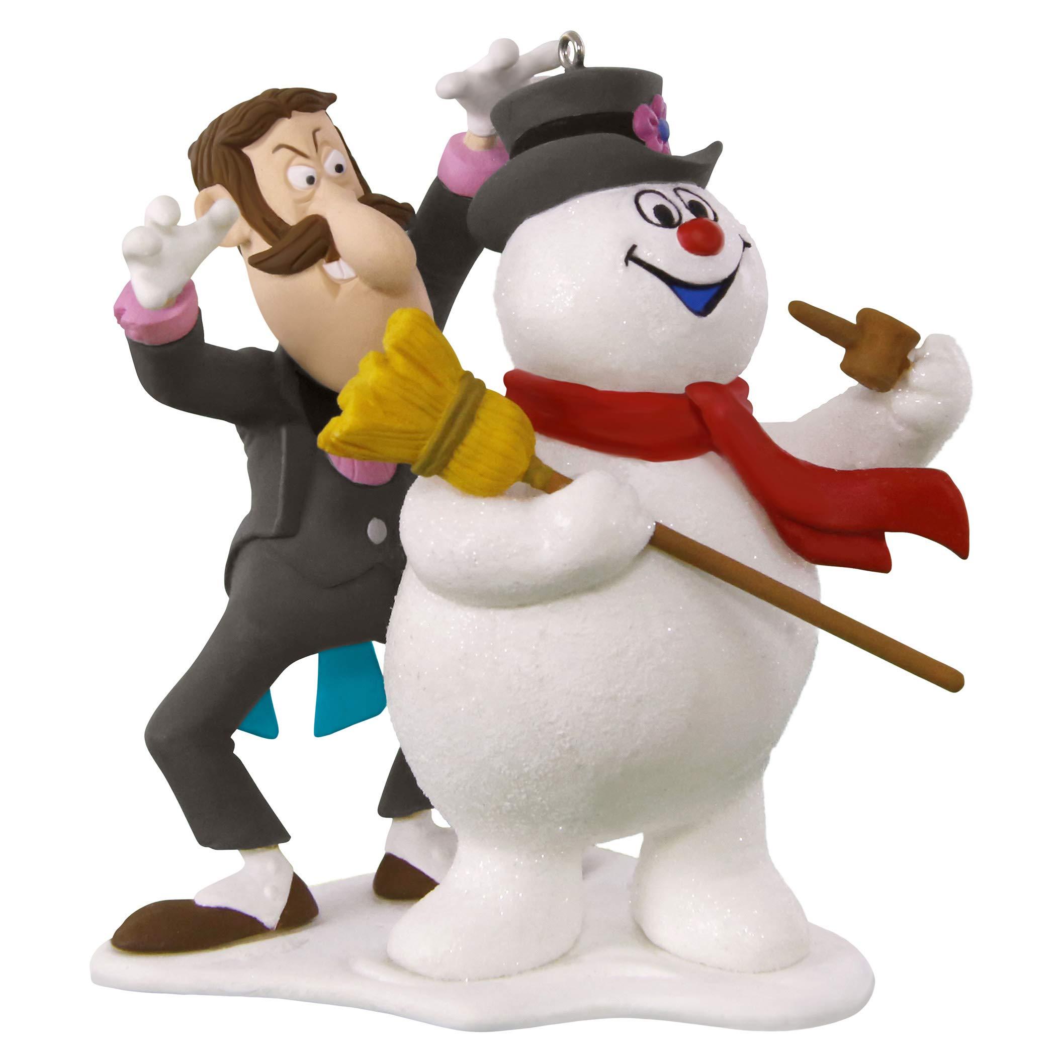 Image of 2019 Hallmark Frosty the Snowman Ornament