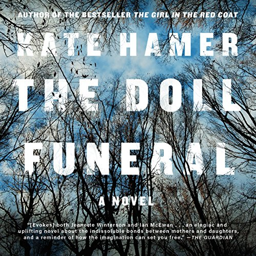 The Doll Funeral audiobook cover art