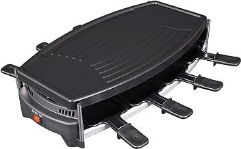 EVATRONIC Raclette 8 Poelons 1000W