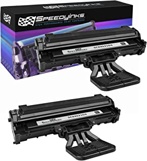Speedy Inks Compatible Toner Cartridge Replacement for Samsung SCX-4521D3 (Black, 2-Pack)