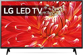"LG 32LM6300PLA Smart TV 32""(80 cm) Full HD, TV LED Serie LM63 con Wi-Fi, Dolby Digital, Processore Quad Core, Audio Surround, webOS 4.5"