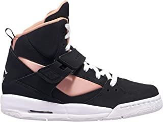 Kids Flight 45 High (GS) 837024-090 Black/White-Rose Gold