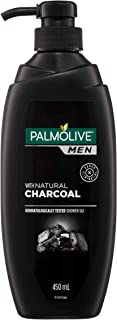 Palmolive Men With Natural Charcoal 450 ml
